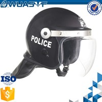 abs shell full face helmet for police