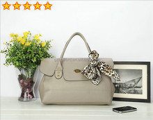 Fashion stock lady bag with scarves Europe design as low as $3