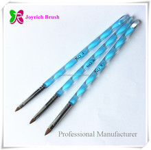 Nail Art Professional Brush 3d Scupture Brush Two Way Nail Paint Pen