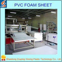 High Density 4x8 Foam PVC Sheet With Different Thickness