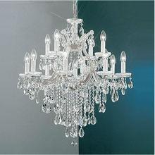 Modern maria theresa crystal lamparas decorativas