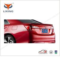 Lixing car parts auto rear spoiler for Camry