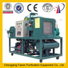 The double stage vacuum used diesel oil regeneration machine