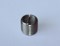 CNC screw thread insert stainless steel 304 ISO certification
