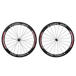 Carbon Wheels Clincher 50mm With U Shape, Sapim CX Ray Spokes, Ceramic Bearing Hubs
