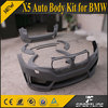 Car Tunning Aftermarket Body Kit for BMW X5 F15 LA Style PU Material 2014up