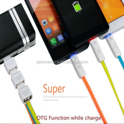 2015 Novelty micro otg cable/mobile phone accessories factory in china/best selling products in america