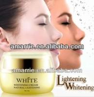 High Quality Natural whitening cream to lighting&brightening skin best brand name face cream