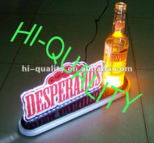 2012 Advertising Bar Supplies/ Acrylic Wine Bottle Display Stand