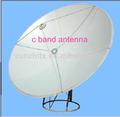 hd banda c 120cm de malla grande de antena de tv