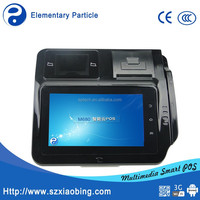 M680 all in one Cash register emv touch screen mobile android tablet point of sale devices