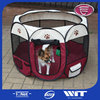High quality folding playpen for pets,puppy pet playpen hot sales,folded outdoor pet playpen