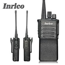 Inrico IP3288 VHF UHF 3-8km 16 channels portable handy analogue dual band mobile radio