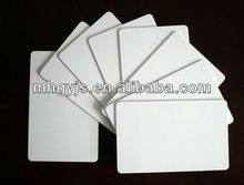 blank chip card for rfid production