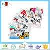 Hot saled ISO certified Dental care Antibacterial dog wet wipe