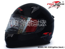 Factory Price Full Face motorcycle Helmets With Anti-fog PC Visor