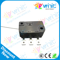 Factory direct sales console micro push button switch/arcade video game console button switch micro switch