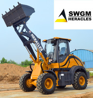 New design wheel loader