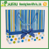 Luxury shopping paper shopping bag brand name