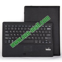 Litchi Texture Detachable Bluetooth Keyboard Portfolio Case for Microsoft Surface RT and Pro, For Microsoft Surface Pro 3