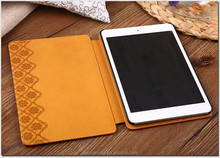 hot sale!for apple ipad air 2 waterproof and magnetic leather cover for ipad air 2 for ipad 6