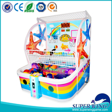 The new kids sharpshooter Gemini basketball for parent-child , basketball shooting machine for sale