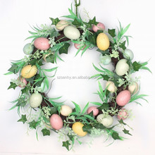 Fashionable nice quality large easter eggs decoration