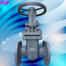 alibaba express new product din flanged end dimensions stem gate valve on line