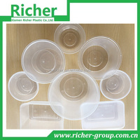 large food plastic container with lid all size