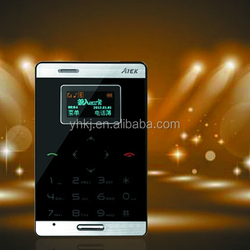 notiphone but sim than it is chinese dual sim card mini mobile phone