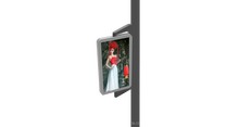 2015 new design high brightness full color outdoor LED digital advertising display With 3G WIFI