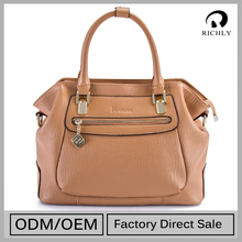 Hot 2015 Direct Factory Price Polyurethane Tote Bag
