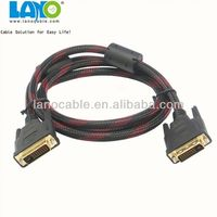 Factory supply ul 20276 dvi cable