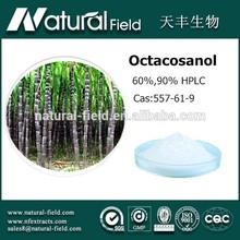 Chemical Laboratory high quality octacosanol 90% powder