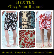 100% Polyester Microfiber Peach Skin Fabric for Boardshorts