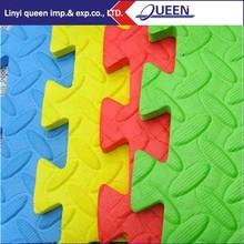 OEM Fashion Hot sale EVA mat foam exercise mats in China