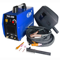 TIG-200 inverter Argon gas welding TIG/mma welding machine