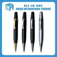 Little metal pen Twist the metal ballpoint pen