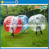 Customized inflatable soccer bubble ball, loopyball/bubble soccer