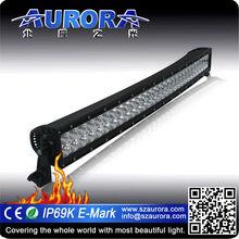 Outdoor curved 12v 30'' brightness led rigid strip bar pickup trucks accessories