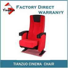 T-C36 Recliner Cover Fabric Parts Theatre Meeting Chair Lecture Concert Music Hall Chairs