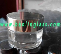 Green cosmetic container,Cosmetic Packaging,Cosmetic Jars, BOX