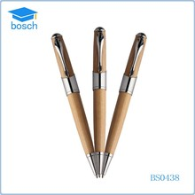 Promotion pen wood ballpoint pen