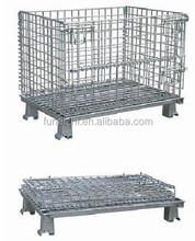 stainless steel storage tank , wire rolling storage cage, wire mesh cages