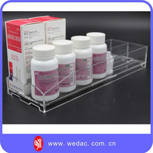 Shop health products display stand