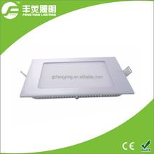 saving energy 6w flat smd2835 led panel light office decorate