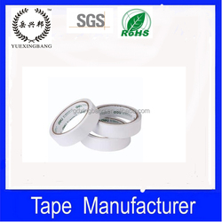clear tissue paper removable double side tape