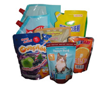 Automatic Good Paste food filling and packaging machine