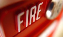 Sprinkler, Smoke detector Fire hose & cabinet