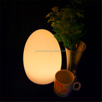 waterproof indoor glowing rechargeable led decoration for christmas tree